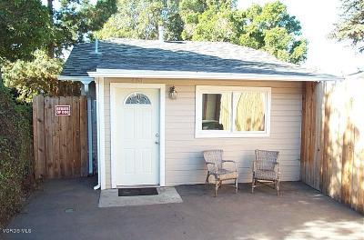 Ventura Rental For Rent: 461 S Evergreen Drive