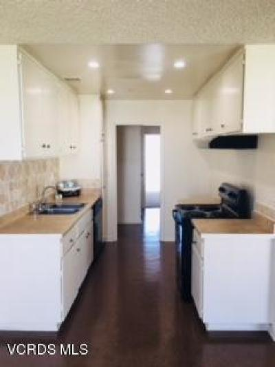Ventura Single Family Home Active Under Contract: 3700 Dean Drive #408