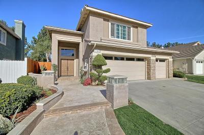 Camarillo Single Family Home Active Under Contract: 1184 Via Carranza