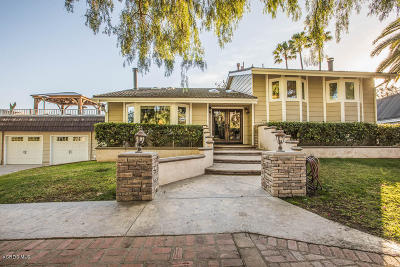 Camarillo Single Family Home Active Under Contract: 2517 Yucca Drive