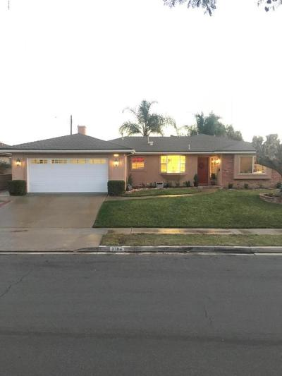 Camarillo Single Family Home For Sale: 2104 Lonsdale Street
