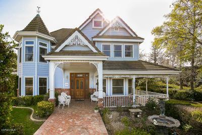 Camarillo Single Family Home Active Under Contract: 5750 Terra Bella Court