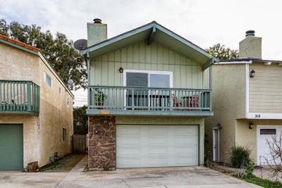 Oxnard Single Family Home For Sale: 372 Highland Drive