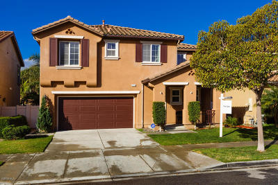 Oxnard Single Family Home Active Under Contract: 625 Halifax Lane