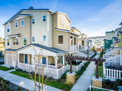 Oxnard Single Family Home For Sale: 3640 Islander Walk