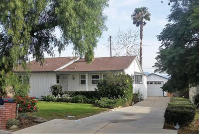 Ventura Single Family Home Active Under Contract: 240 S Linden Drive
