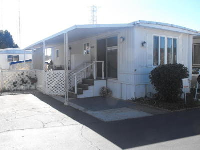 Ventura Mobile Home Active Under Contract: 3900 E Main Street #35