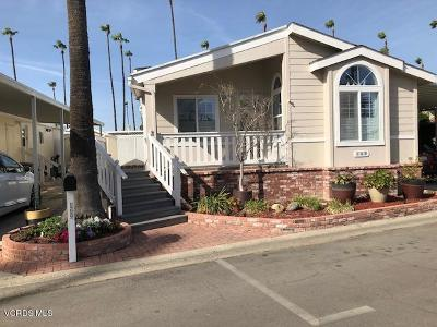 Ventura Mobile Home For Sale: 1215 Anchors Way Drive #169