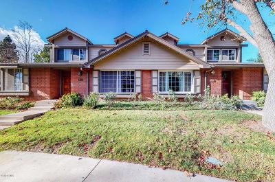 Ventura Single Family Home For Sale: 1908 Topaz Avenue