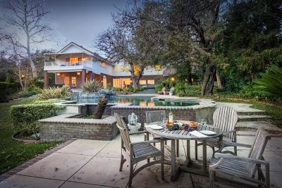 Westlake Village Single Family Home For Sale: 1380 Windy Mountain Avenue