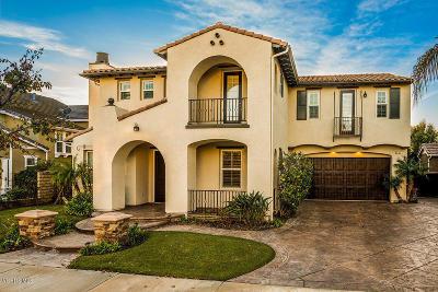 Camarillo Single Family Home Active Under Contract: 567 Celestial Place