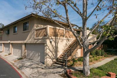 Ventura Single Family Home Active Under Contract: 654 Holmes Avenue