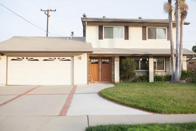 Ventura Single Family Home For Sale: 8107 Cheshire Street