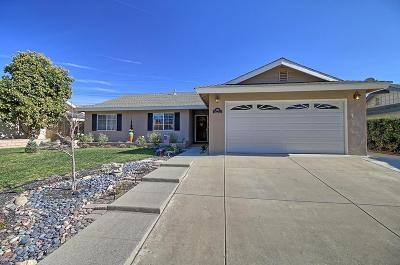 Ventura Single Family Home Active Under Contract: 296 Crocker Avenue
