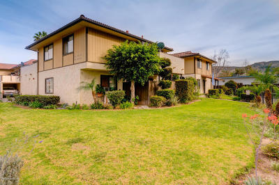 Santa Paula Single Family Home Active Under Contract: 268 W Santa Barbara Street