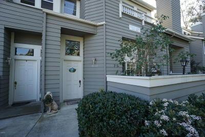 Ventura Single Family Home Active Under Contract: 4892 Sullivan Street