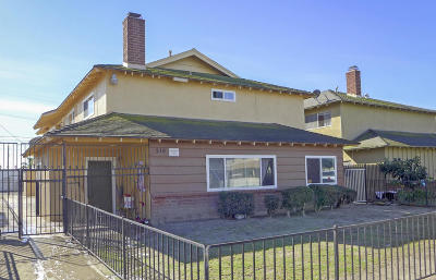 Oxnard Multi Family Home For Sale: 310 Cuesta Del Mar Drive