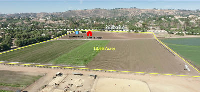 Santa Rosa (ven) Residential Lots & Land For Sale: 11600 Santa Rosa Road