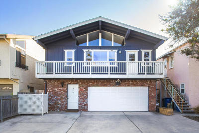 Single Family Home For Sale: 348 Santa Monica Drive