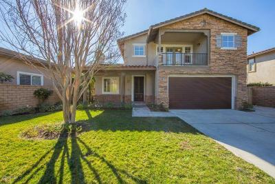 Camarillo Single Family Home For Sale: 680 Corte Regalo