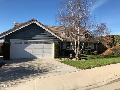 Ventura Single Family Home For Sale: 2123 Sanderling Street