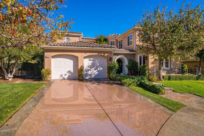 Simi Valley Single Family Home For Sale: 112 Sawtelle Court
