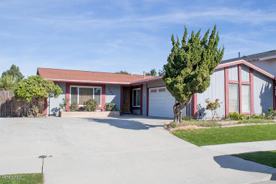 Single Family Home Active Under Contract: 3565 Miramar Way