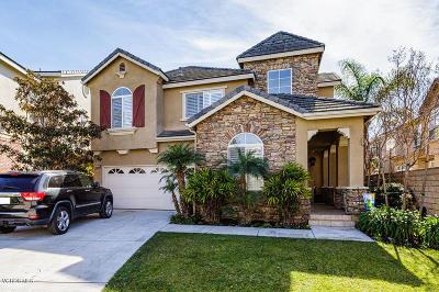Ventura Single Family Home For Sale: 6222 Turnstone Street