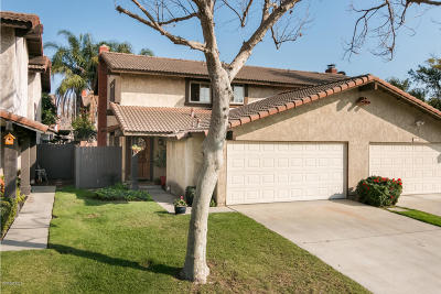 Oxnard Single Family Home Active Under Contract: 904 Cherrywood Place