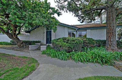 Oxnard Single Family Home Active Under Contract: 740 W Vineyard Avenue