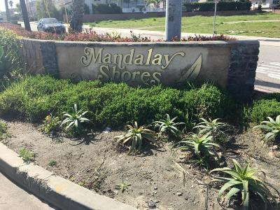 Oxnard Residential Lots & Land For Sale: 4827 Oceanaire Street #55