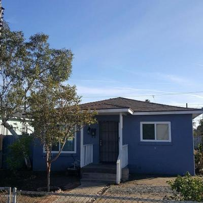 Oxnard Single Family Home For Sale: 130 Lupita Street