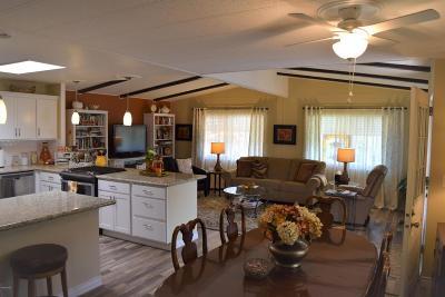Camarillo Mobile Home Active Under Contract: 190 Rancho Adolfo Drive #118
