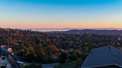 Santa Barbara Single Family Home For Sale: 954 Cheltenham Road