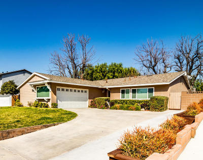 Simi Valley Single Family Home For Sale: 391 Aristotle Street