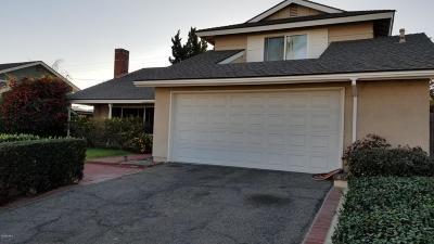 Camarillo Rental For Rent: 159 Glenbrook Avenue