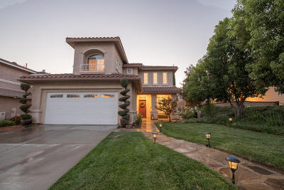 Simi Valley Single Family Home For Sale: 2645 Bloom Street