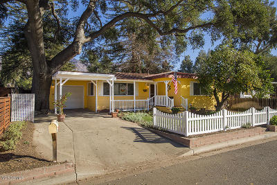 Single Family Home Sold: 312 Fernando Street