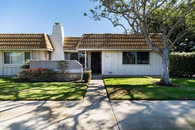 Oxnard Single Family Home Active Under Contract: 1752 Fisher Court