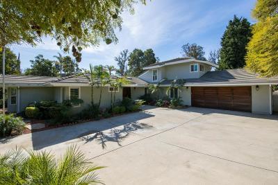 Camarillo Single Family Home For Sale: 616 La Marina Drive