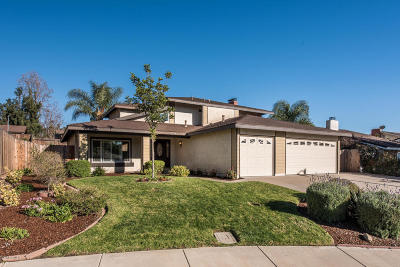 Camarillo Single Family Home For Sale: 2094 Viking Drive