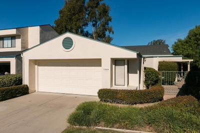 Ventura Single Family Home For Sale: 7909 Pearl Street