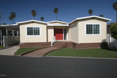 Oxnard Mobile Home For Sale: 4501 W Channel Islands Boulevard #82
