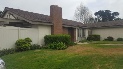 Oxnard Single Family Home Active Under Contract: 510 Holly Avenue