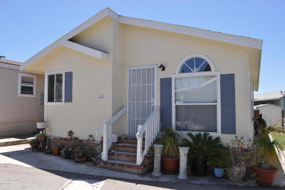 Ventura Mobile Home For Sale: 46 Magnolia Drive