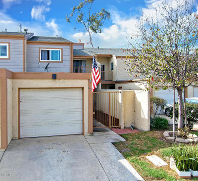 Port Hueneme Single Family Home Active Under Contract: 631 Lighthouse Way