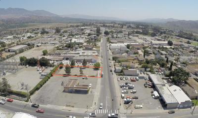 Santa Paula Residential Lots & Land For Sale: 1209 E Main Street