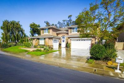Camarillo Single Family Home Active Under Contract: 731 Jewel Court
