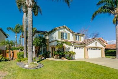 Ventura Single Family Home For Sale: 9393 Hollister Street