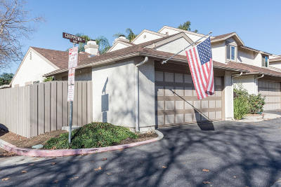 Ventura Single Family Home Active Under Contract: 2407 Chippewa Lane
